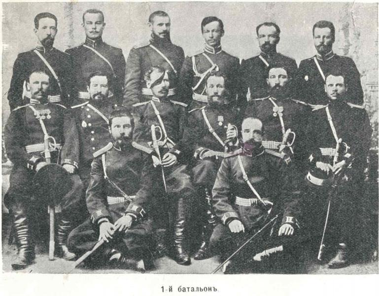 Иллюстрация 7 поручик, батальонный адъютант 4 восточно-сибирского линейного батальона бароцци де эльс иван