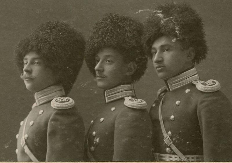 Батальоны смерти 1917
